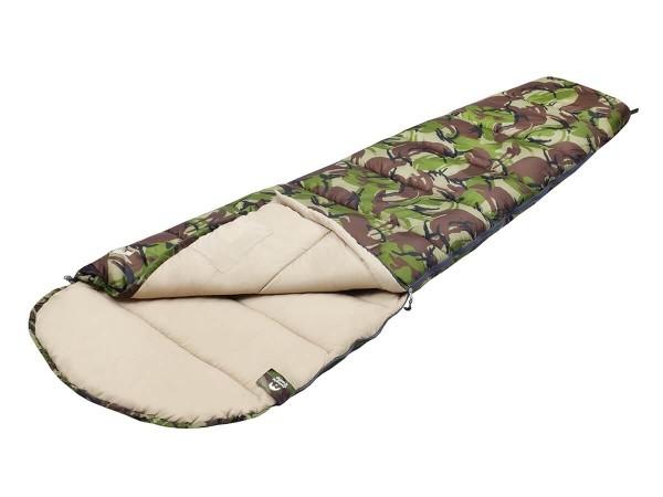 Спальный мешок Jungle Camp Raptor (t°комф. 10)