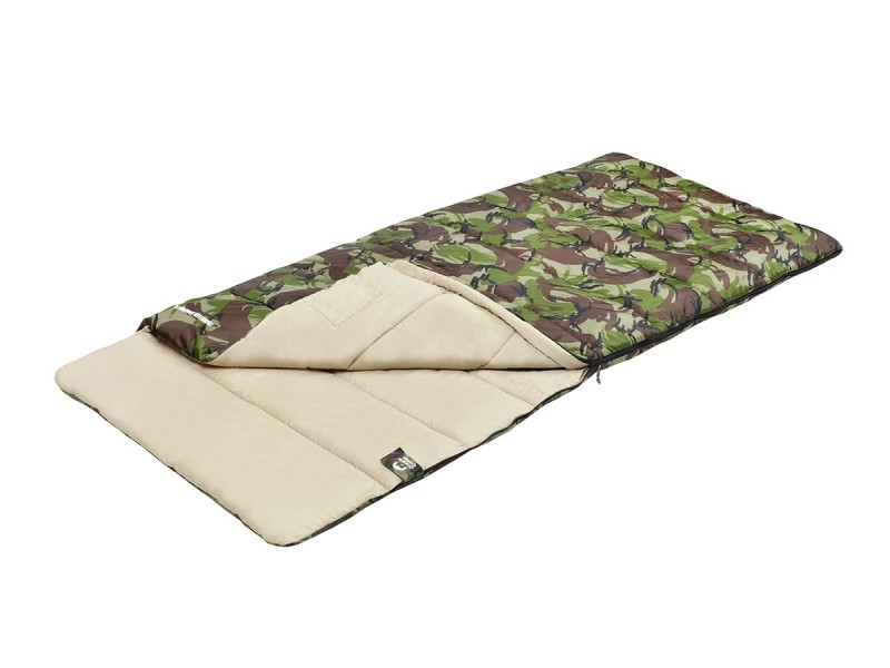фото Спальный мешок Jungle Camp Traveller Comfort XL (t°комф. 10)