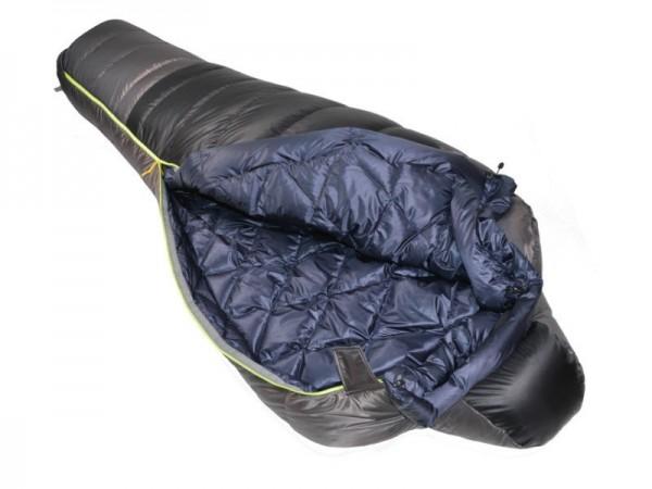 Спальный мешок пуховый BVN travel Меридиан-2