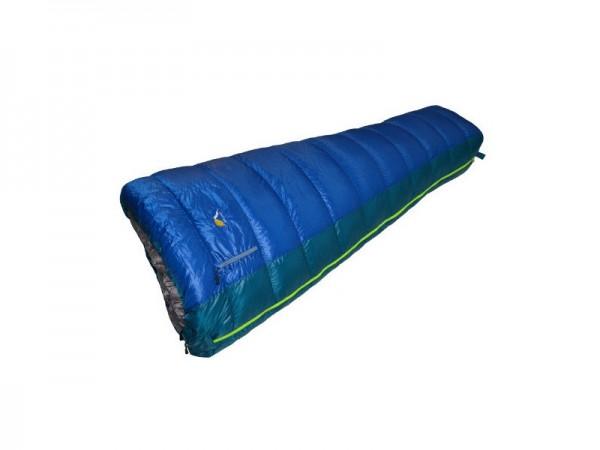 Спальный мешок пуховый BVN travel НОГА XXXL