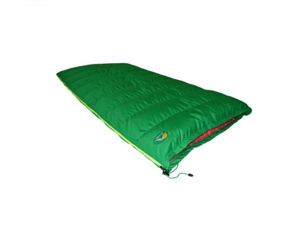 Спальный мешок пуховый одеяло BVN travel Юниор