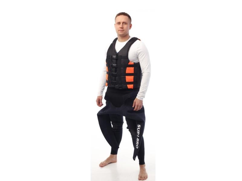 фото Спасательный жилет hikeXp Universal Orange/Black