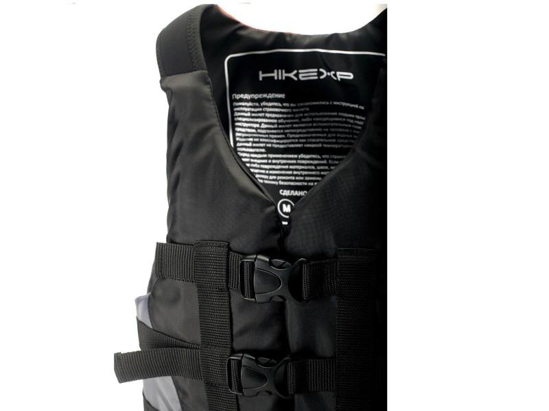 фото Спасательный жилет hikeXp Universal Red/Black