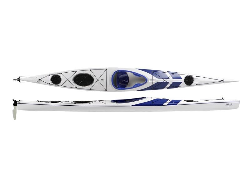 фото Композитный морской каяк WK 540 Expedition