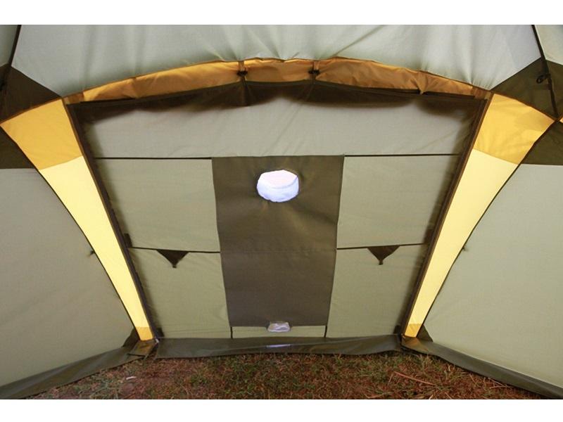 фото Съемная панель под трубу для шатра Maverick Cosmos 400