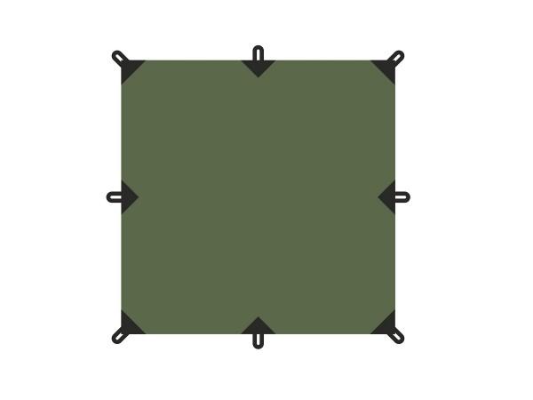 Тент Talberg TENT 3X3м