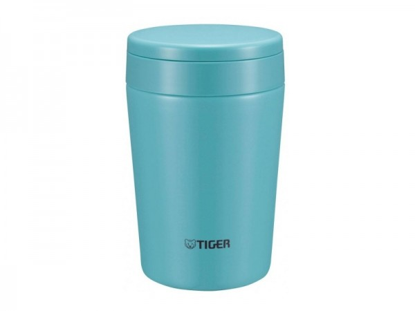 Термоc для еды Tiger MCL-A038 Mint Blue, 0.38 л