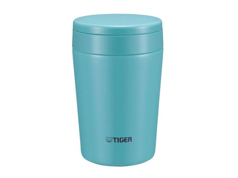 фото Термоc для еды Tiger MCL-A038 Mint Blue, 0.38 л