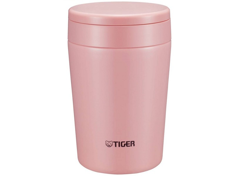 фото Термоc для еды Tiger MCL-A038 Cream Pink, 0.38 л