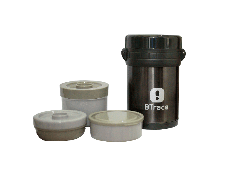 фото Термос пищевой BTrace 905-1500 серебристый 1500 мл