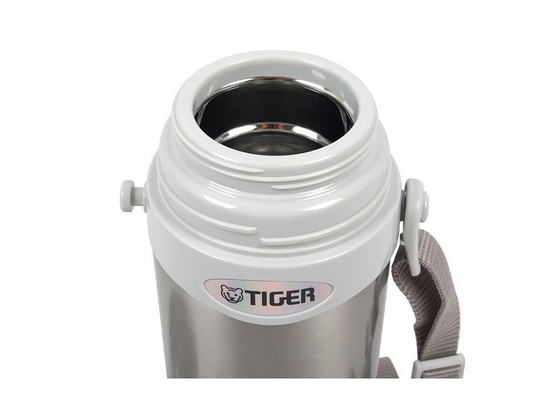 фото Термос Tiger MBI-A080 Clear Stainless, 0.8 л