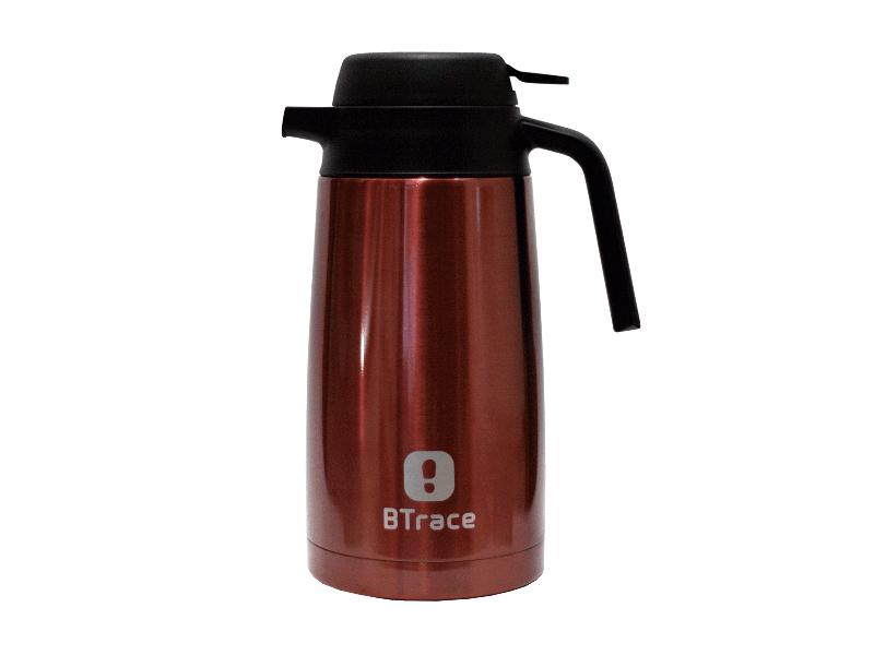 фото Термос-кофейник BTrace 705-1600 вишневый 1600 мл