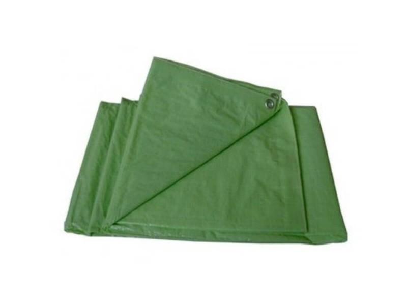 фото Тент Tramp Lite 4х6 м (терпаулинг, зеленый)