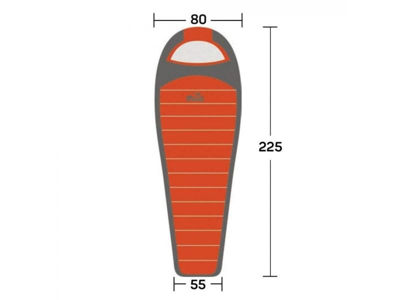 фото Спальный мешок Tramp Oimyakon T-Loft (t°комф. -10)