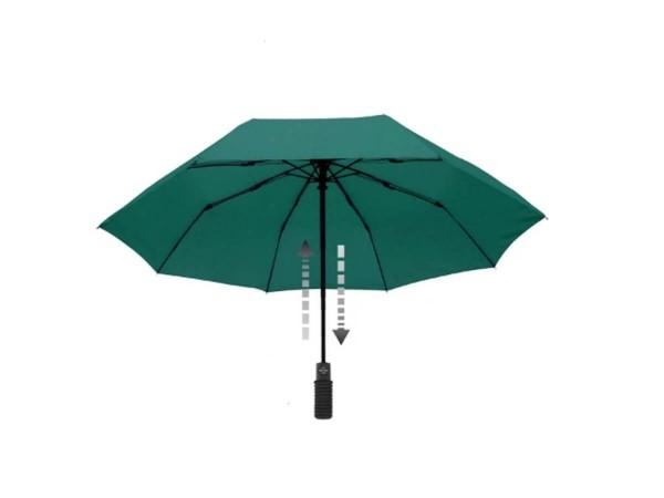 Зонт Euroschirm Light Trek flashlite green