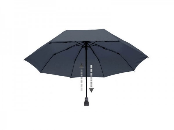 Зонт Euroschirm Light Trek flashlite navy
