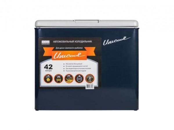 Холодильник автомобильный Camping World Unicool DeLuxe 42L