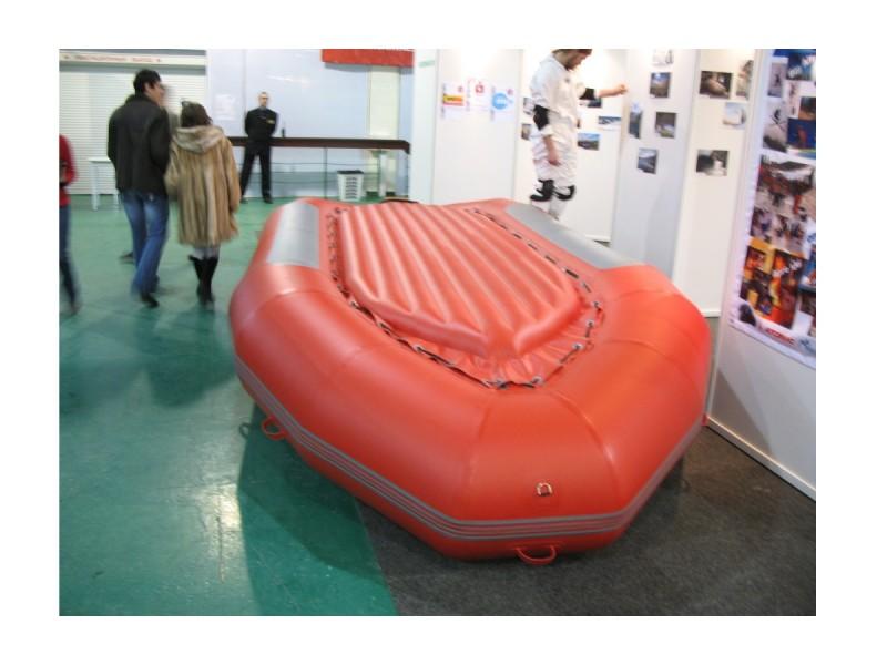 фото Надувной рафт Stream Енисей 18 футов