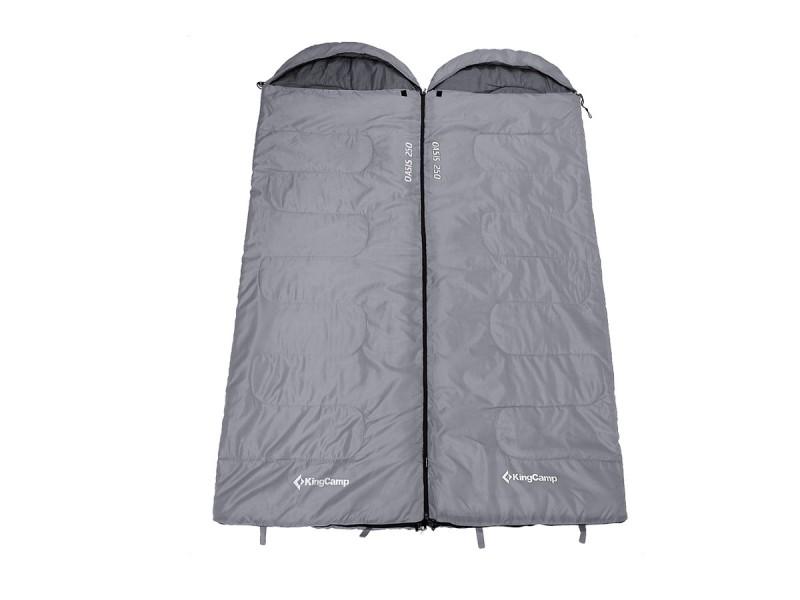 фото King Camp - Спальный мешок 3121 OASIS 250 (t°комф. 12)