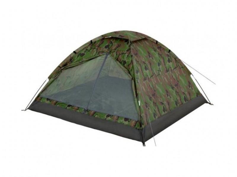 фото Автоматическая палатка Jungle Camp Easy Tent Camo 3