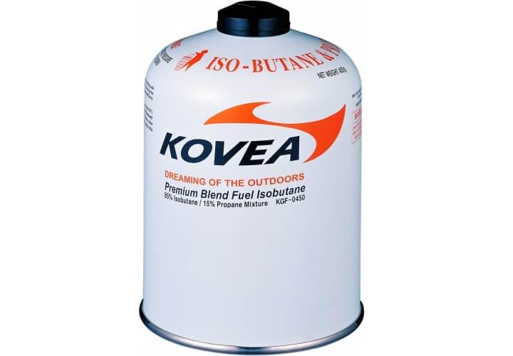 фото Kovea - Резьбовой газовый баллон 450 KGF-0450