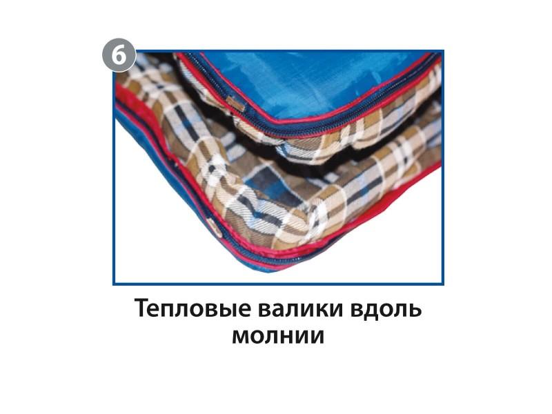 фото Спальный мешок Btrace Broad (t°комф. 5)