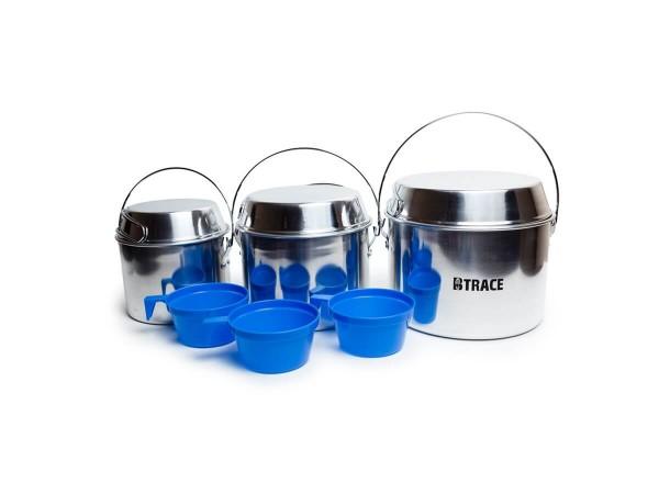 Набор посуды на 3-4 персоны Btrace