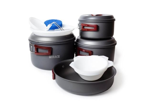 Набор посуды на 4-5 персон Btrace