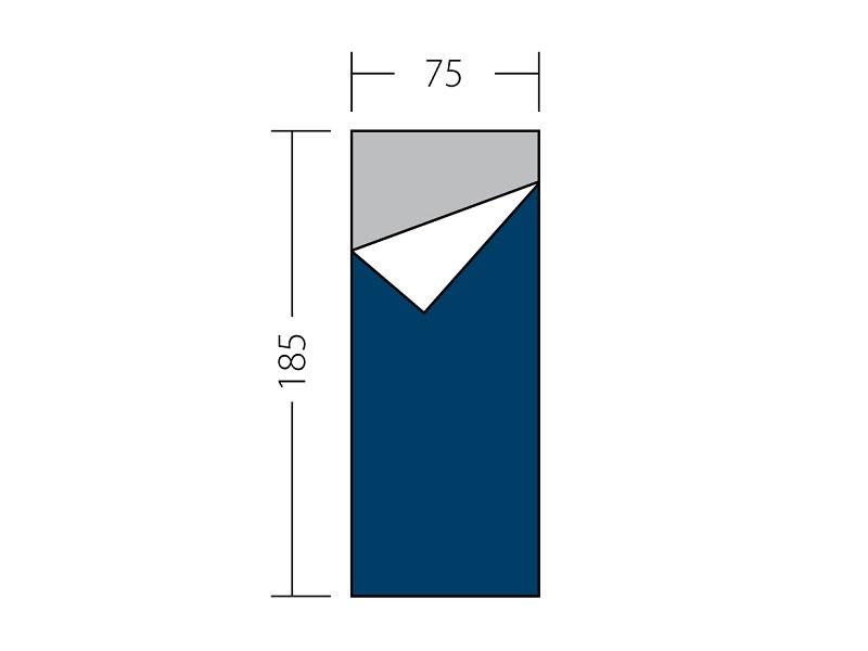 фото Спальный мешок BTrace Scout Plus (t°комф. 20)