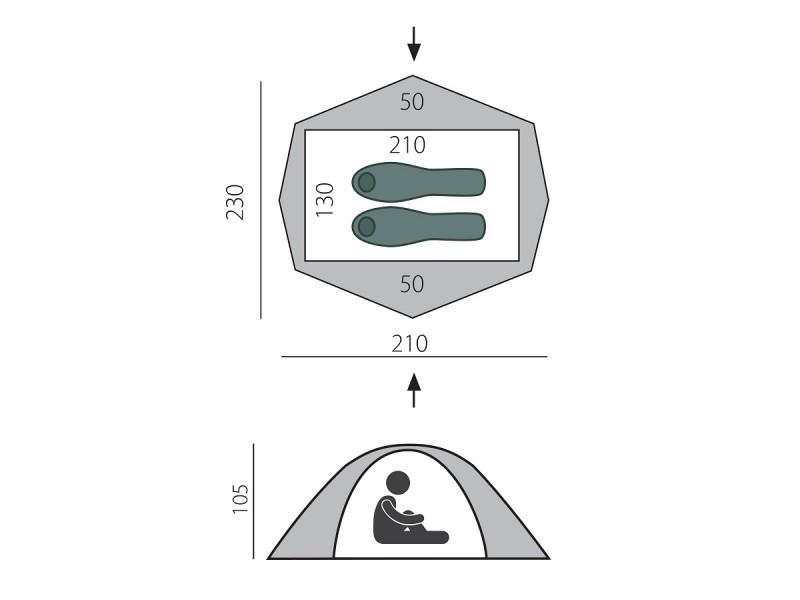 фото Палатка BTrace Swift