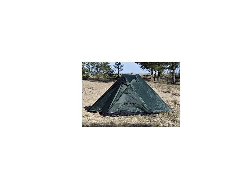 фото Палатка Talberg Explorer 2