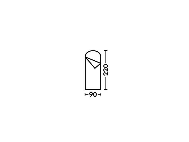 фото Спальный мешок FHM Galaxy +5 (t°комф. 15)