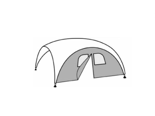 Стенка c окнами и молнией для шатра FHM Pavillion (Event)