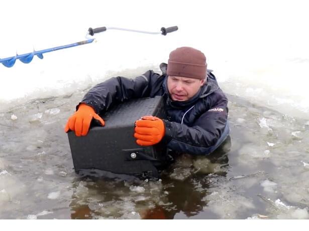 фото Рыболовный ящик Camping World Друг-2, 30л