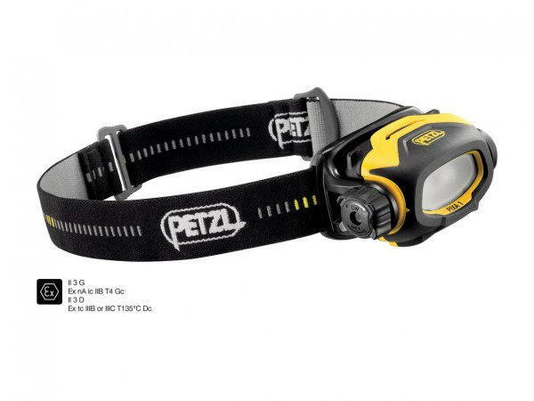Фонарь налобный Petzl PIXA 1