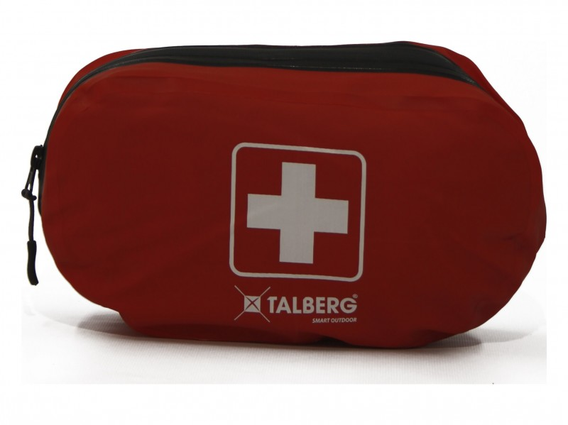 фото Гермоаптечка Talberg First Aid Transparent