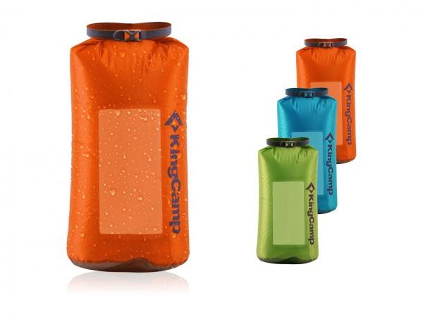 Гермомешок King Camp 5003 Ultra-light Visual Dry Bag 15 л