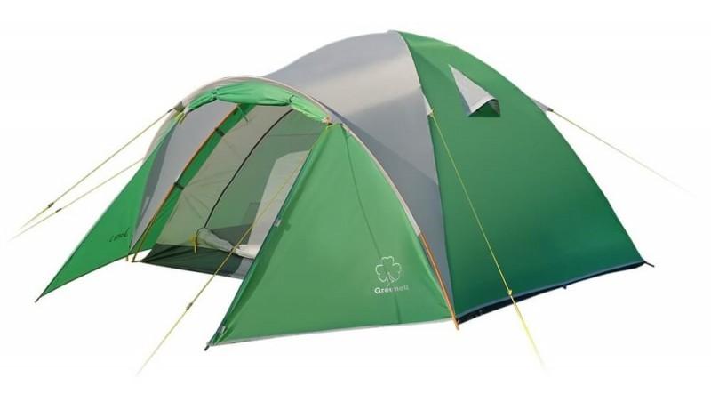 фото Палатка Greenell Дом 4 v2
