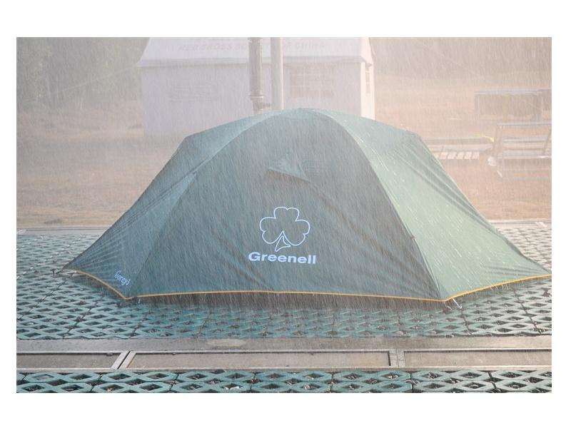 фото Палатка Greenell Гори 4