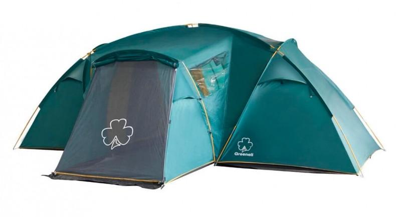фото Палатка Greenell Виржиния 6 Плюс
