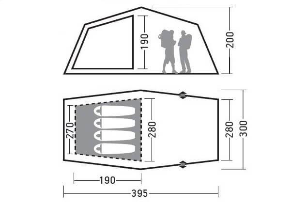 фото Палатка-автомат Greenell Трим 4 квик