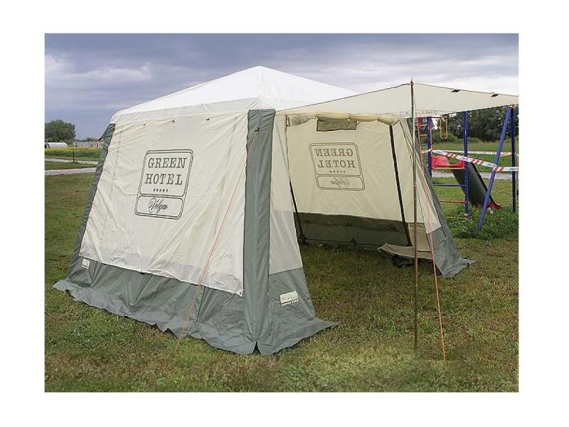 фото Тент Camping World Green Hotel Volga
