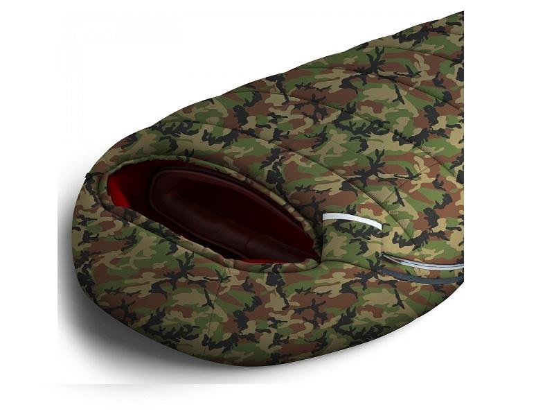 фото Спальный мешок Husky Army (t°комф. -3)