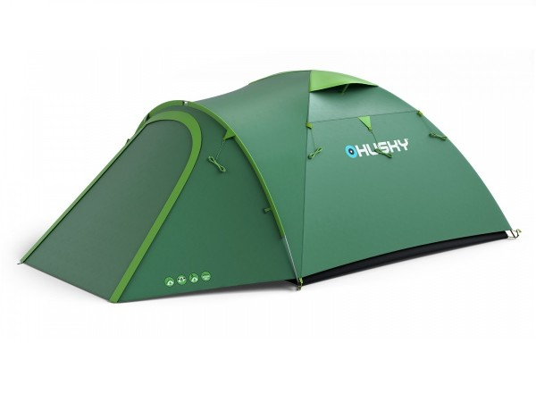 Палатка Husky Bizon 4 Plus