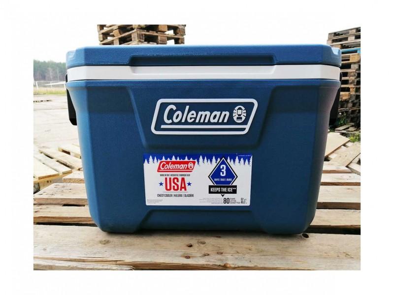 фото Изотермический контейнер Coleman 52 Quart Space Blue