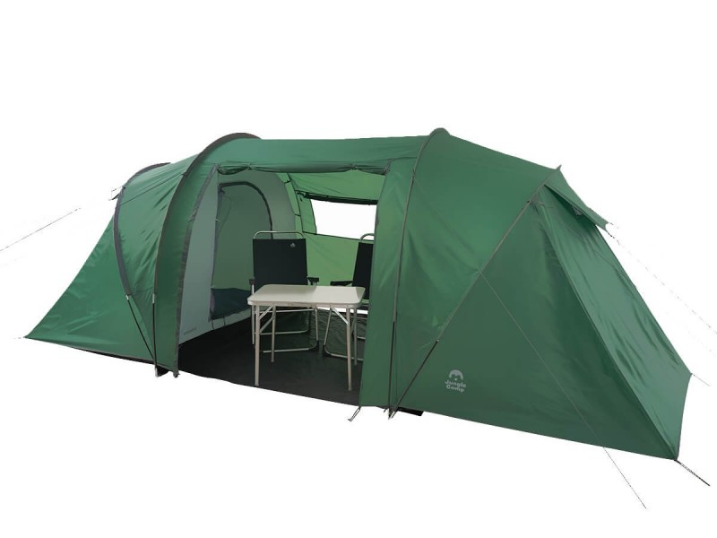 фото Палатка Jungle Camp Merano 4
