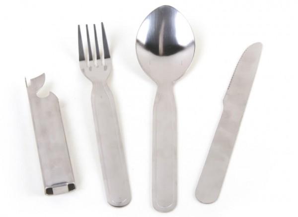 King Camp - Вилка Ложка Нож 2996 Chow Kit Set