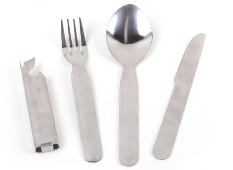 фото King Camp - Вилка Ложка Нож 2996 Chow Kit Set