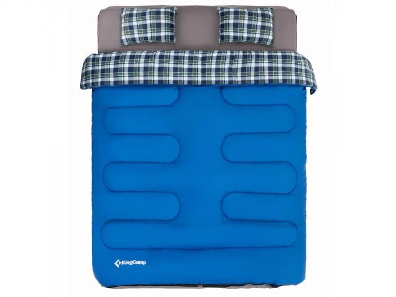 фото King Camp - Спальный мешок 3139 Airbed Sleeping Bag 250D (t°комф. 11)