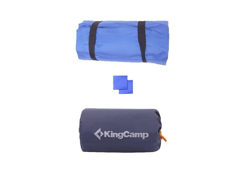 фото Коврик King Camp 3588 Pump Airbed Single